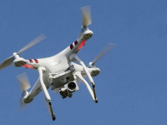 BZB_dpa Drohne